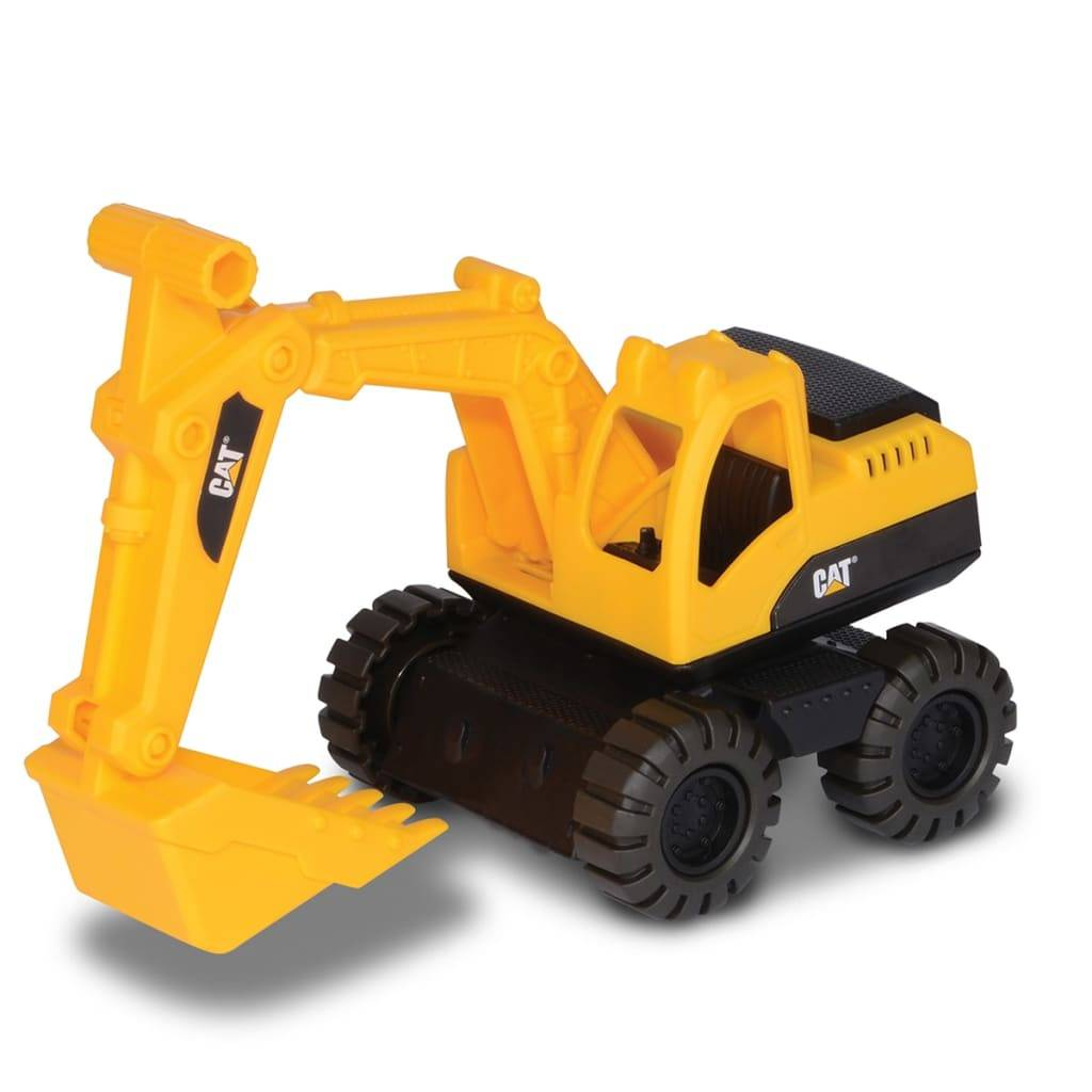 Caterpillar Excavadora de juguete Rugged Machines amarillo 82035