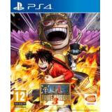 VIDEO OCA juego ps4 one piece pirate warriors 3