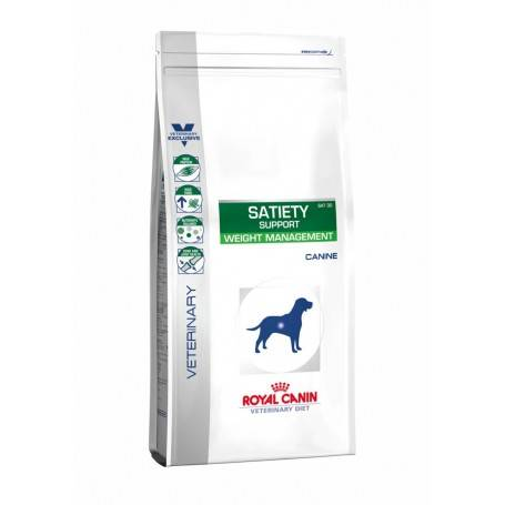 Royal Canin Satiety Support Weight Management - Pack 2 x Saco de 12 Kg