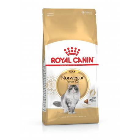 Royal Canin Norwegian Forest Cat - Pack 2 x 10 Kg