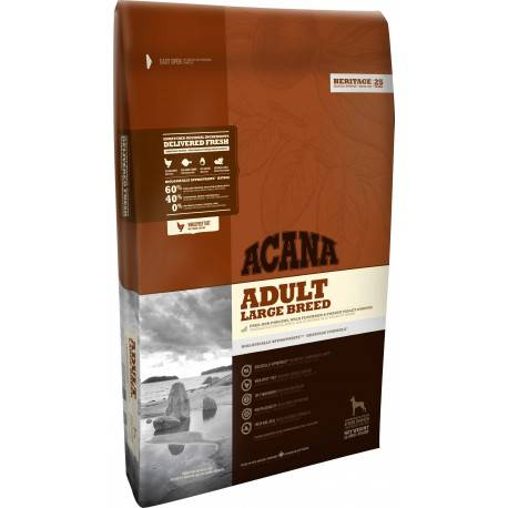 Acana Adult Large Breed - Pack 2 x 17 Kg