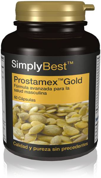 Simply Supplements Prostamex Gold - 60 Comprimidos
