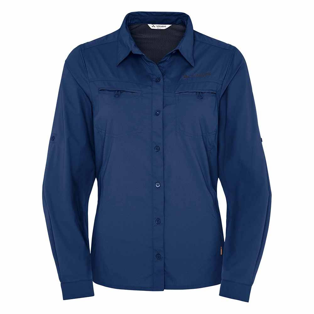 Vaude Farley L/s  Sailor Blue