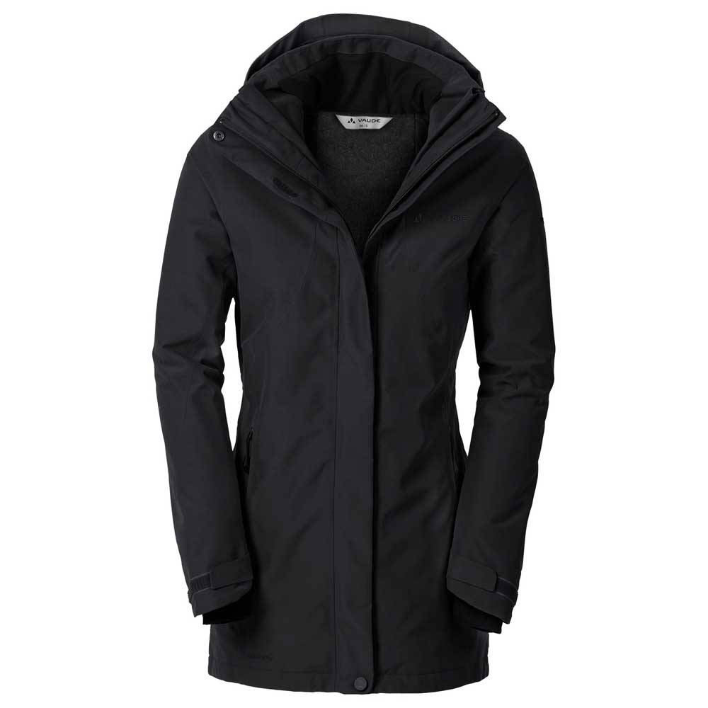 Vaude Altiplano Wool Parka  Black