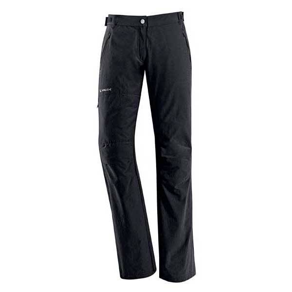 Vaude Farley Stretch Pants Ii Short  Black