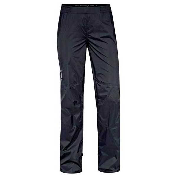 Vaude Spray Pantalones Iii  Black