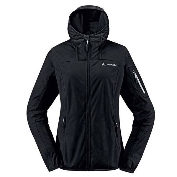 Vaude Durance Hooded Jacket  Black