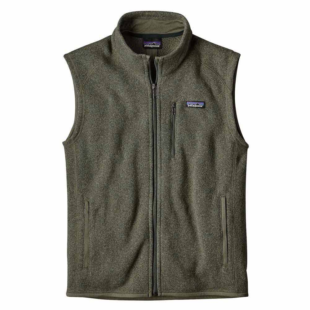 Patagonia Better Sweater Vest  Industrial Green