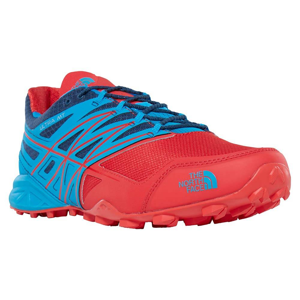 The North Face Ultra Mt  High Risk Red / Hyper Blue