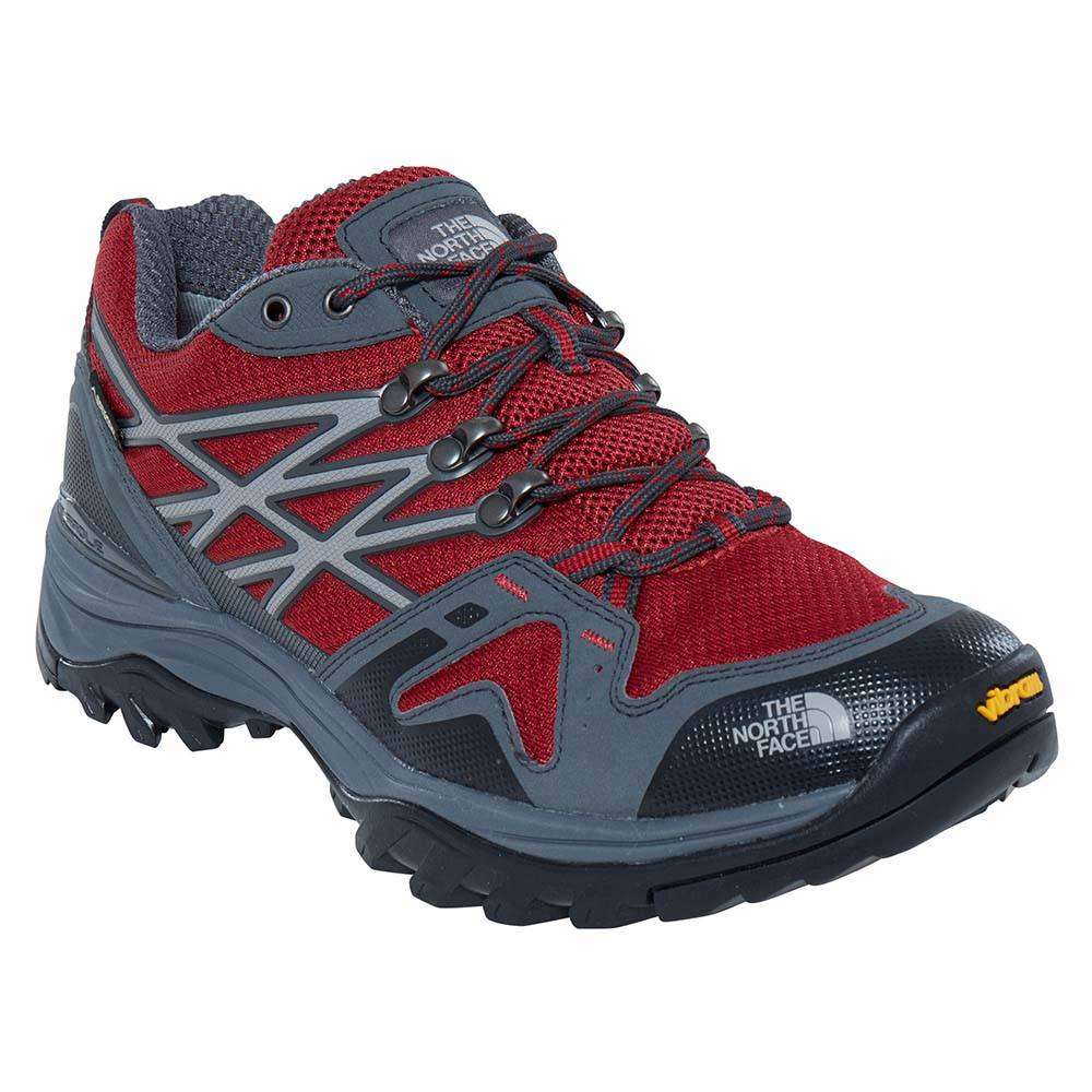 The North Face Hedgehog Fastpack Goretex  Black / Rudy Red
