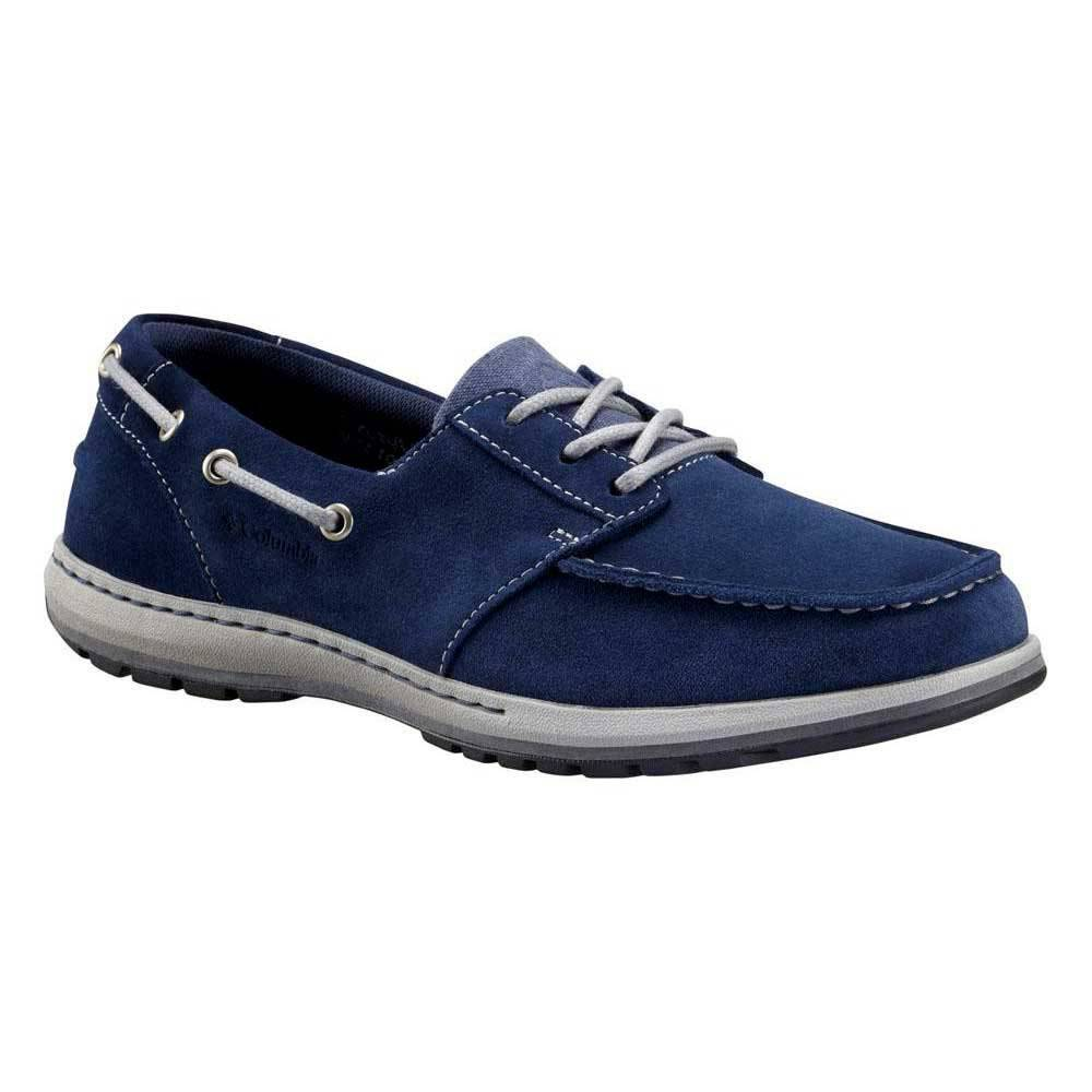 Columbia Davenport Boat  Collegiate Navy / Light Grey
