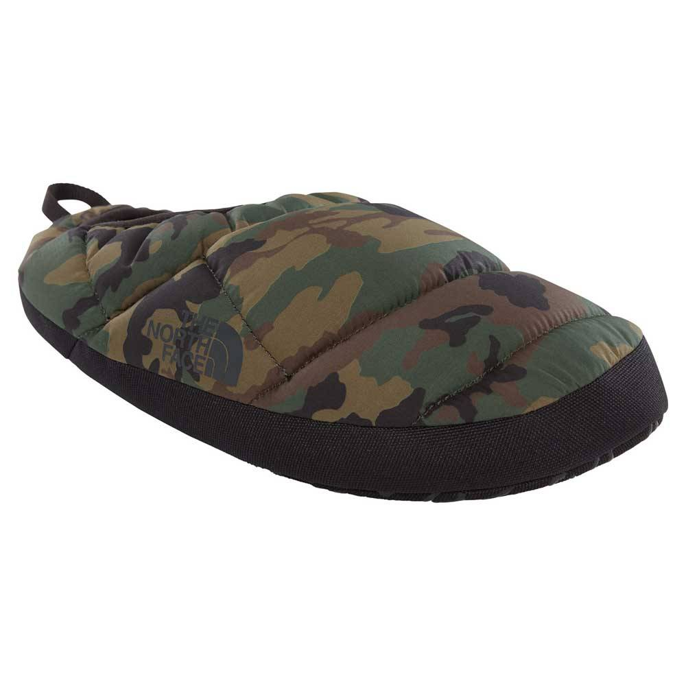 The North Face Nse Tent Mule Iii  Black Forest Woodland Camo / TNF Black