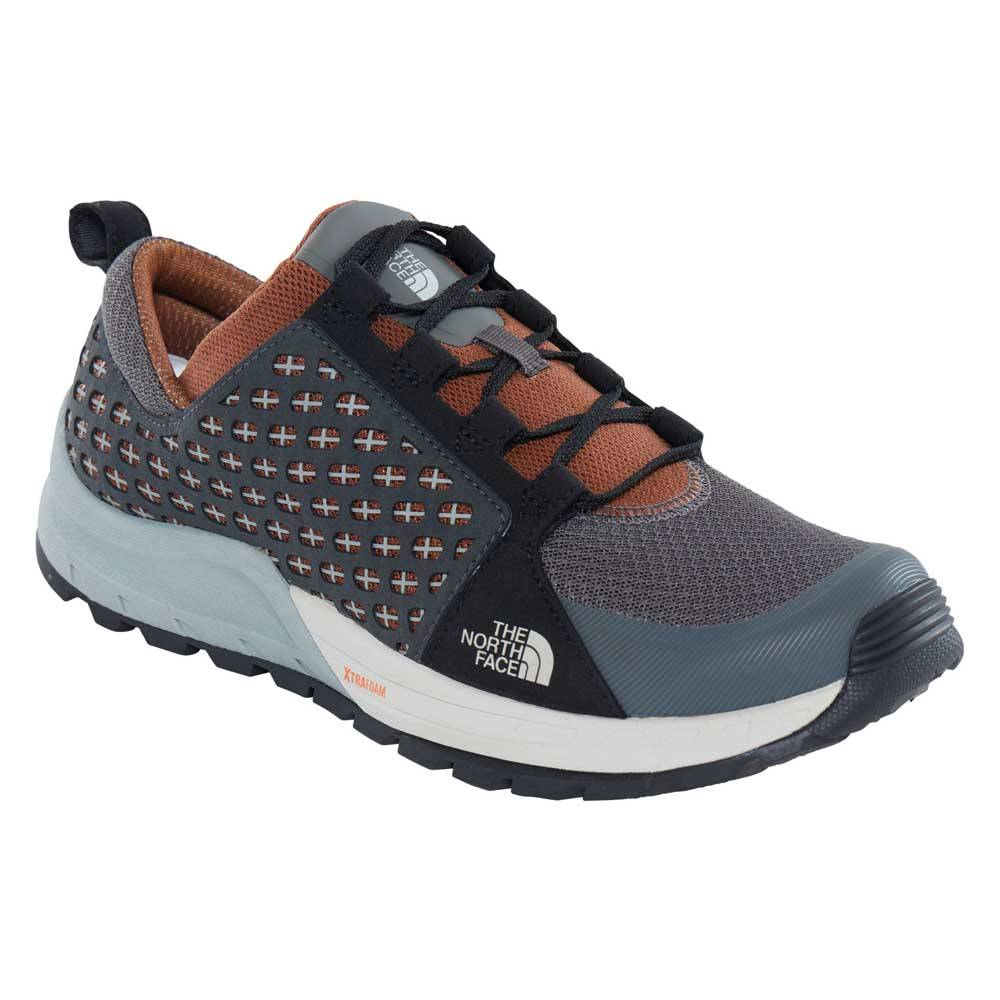 The North Face Mountain Sneaker  Graphite Grey / Tagumi Brown