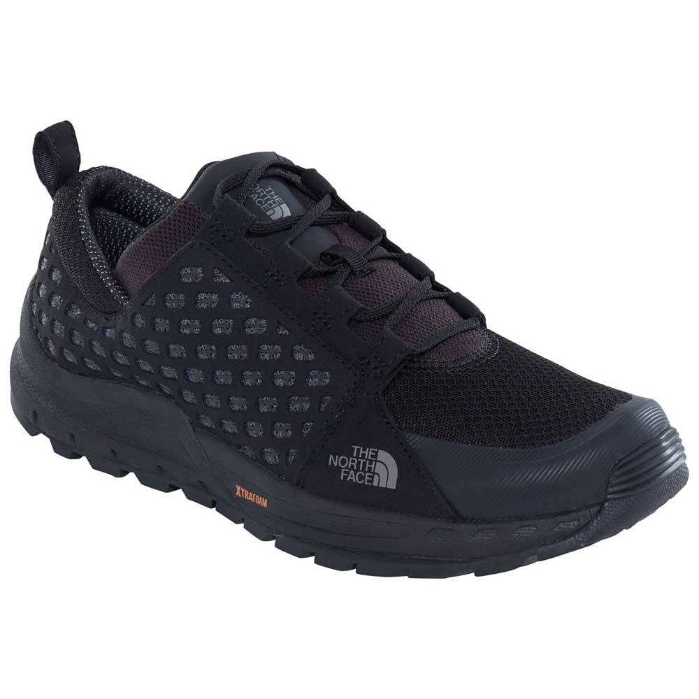 The North Face Mountain Sneaker  Black / Smokd Pearl Grey