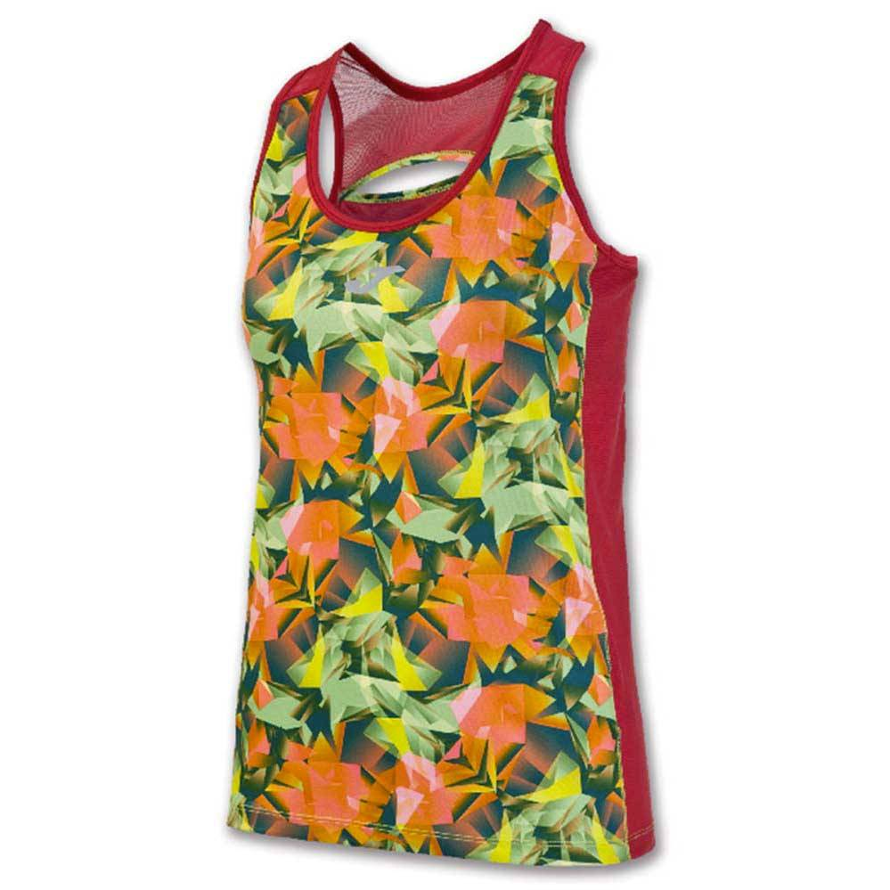 Joma Tropical Sleeveless  Red / Multi
