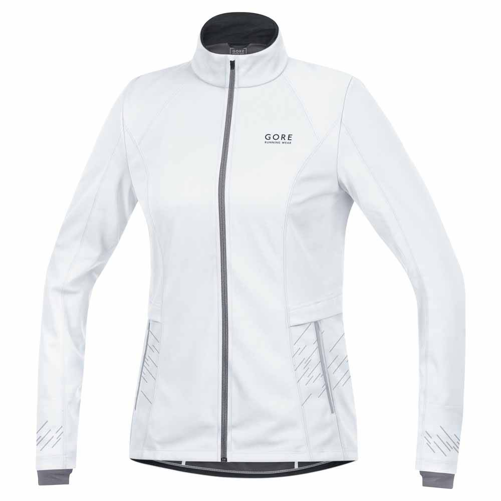 gore-running Mythos Gore Windstopper  White / Asteroid Grey