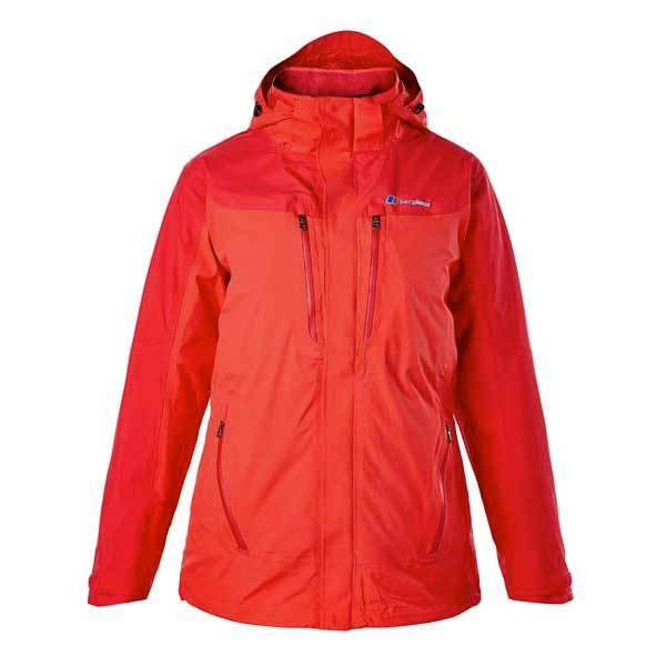 berghaus Etive  Flame Scarlet / Extreme Red