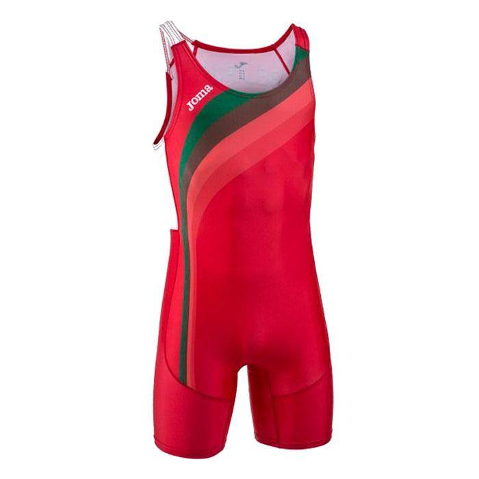 Joma Fab Competition Body Sleeveless  Red