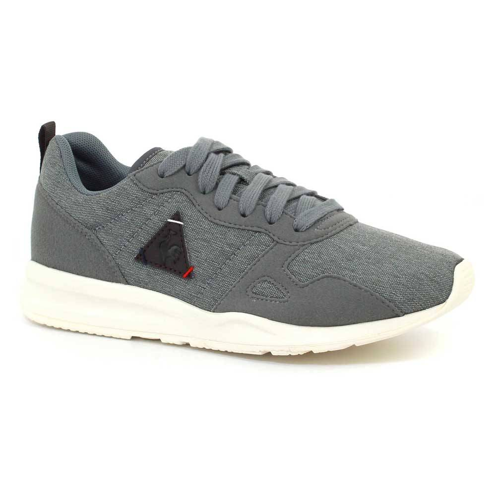 Le Coq Sportif Lcs R600 Gs  Grey Denim / Licorice