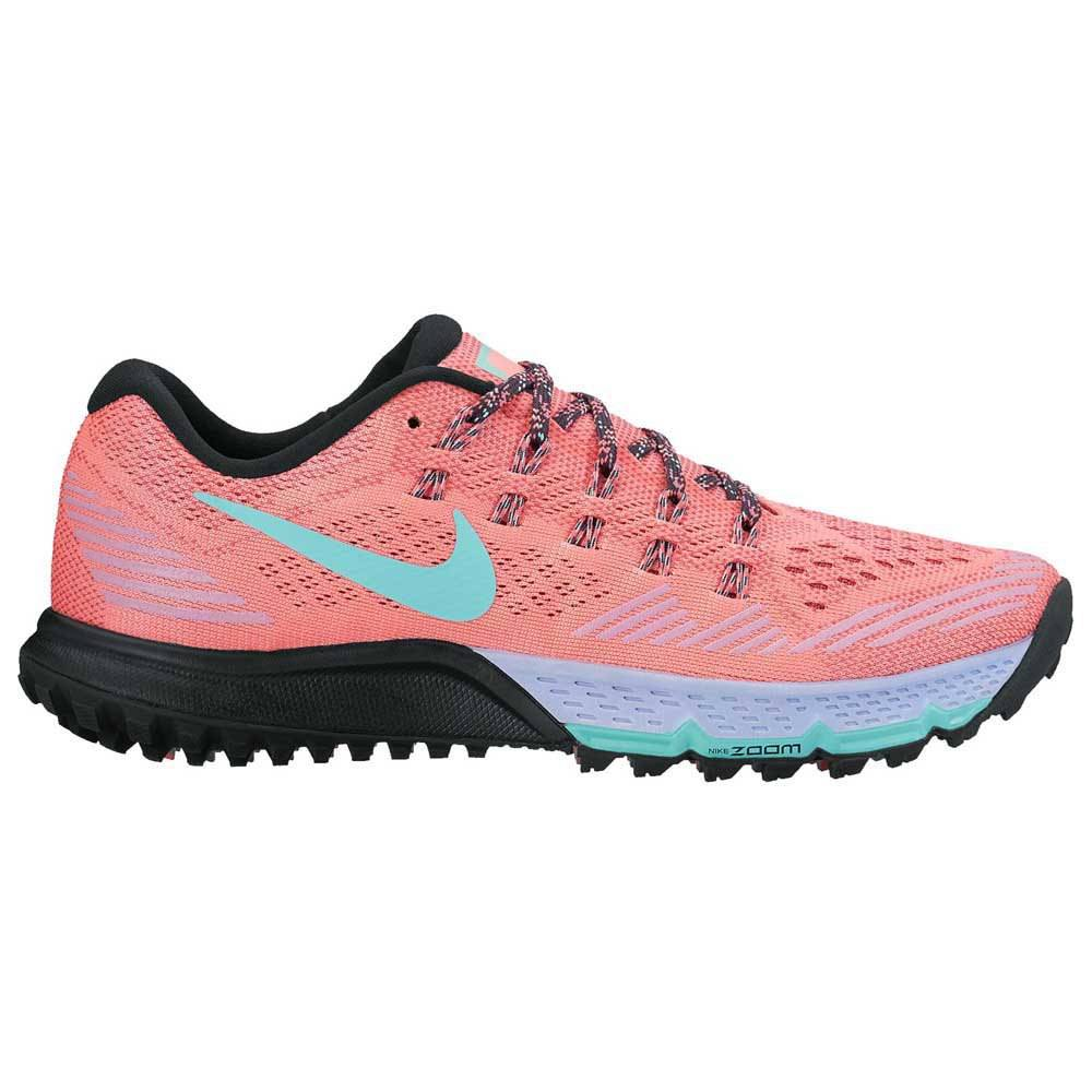 Nike Air Zoom Terra Kiger 3  Lava Glow / Hyper Turquoise / Orchid / Black