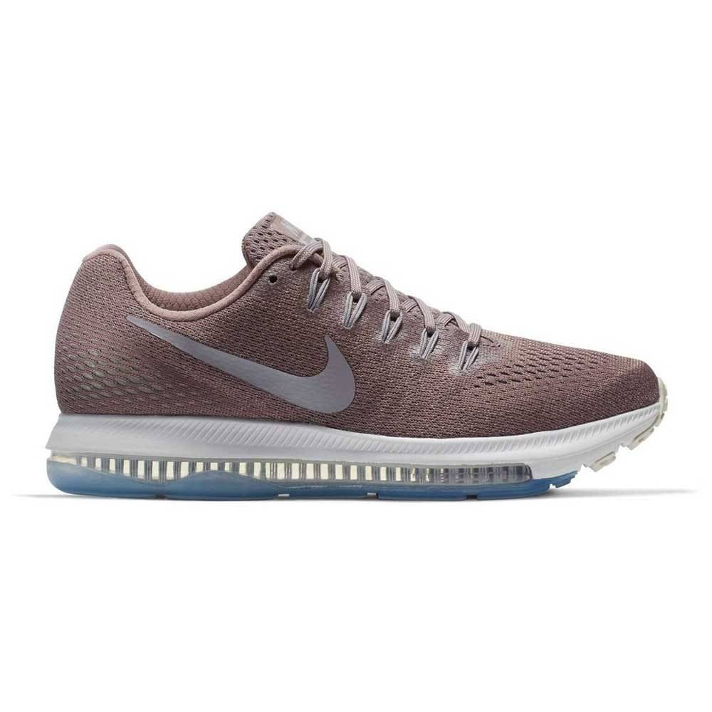 Nike Zoom All Out Low  Taupe Grey / Provence Purple / Purple