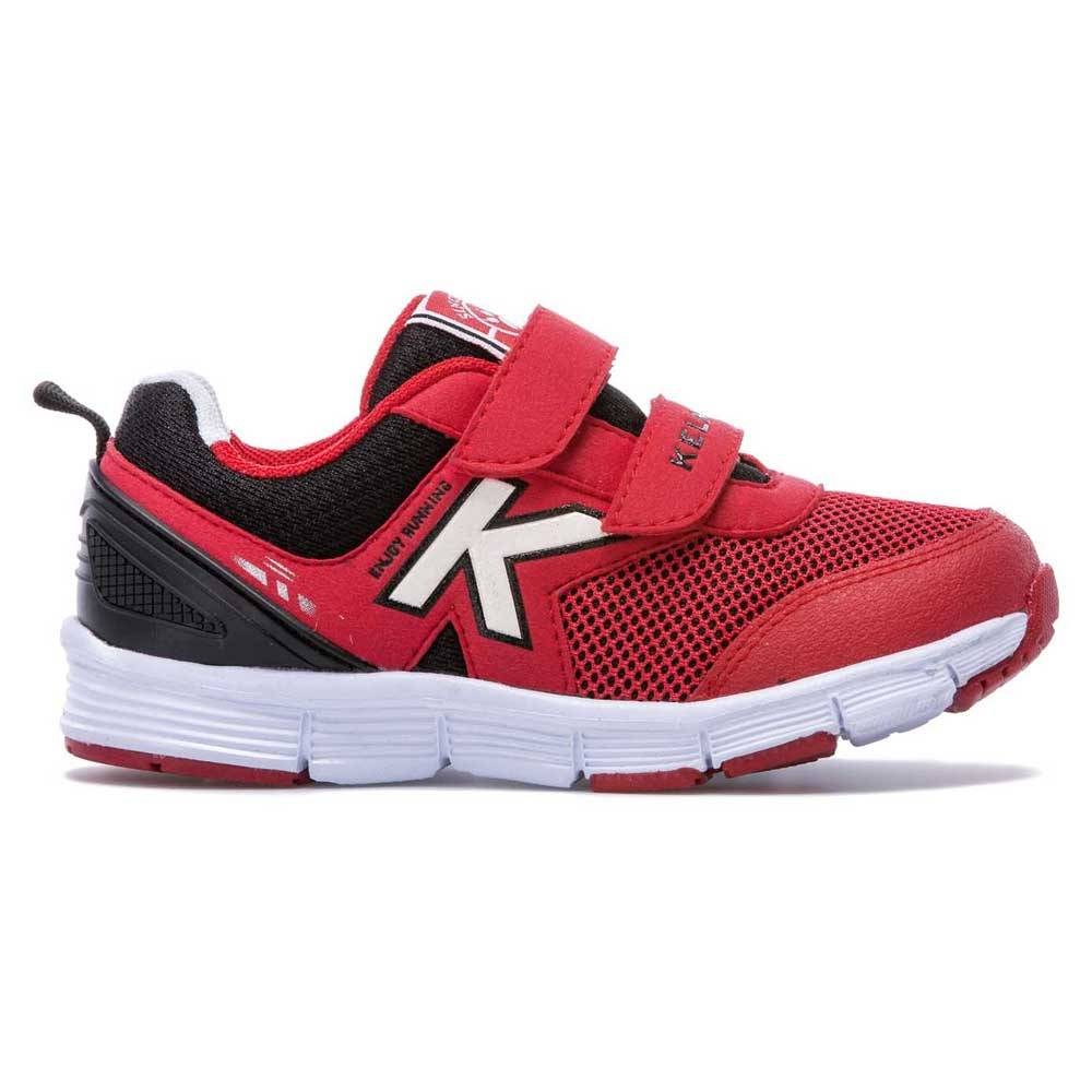 kelme Runner One Velcro  Red