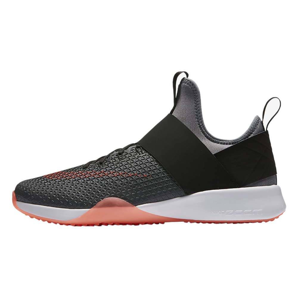 Nike Air Zoom Strong  Cool Grey / Total Crimson / Black
