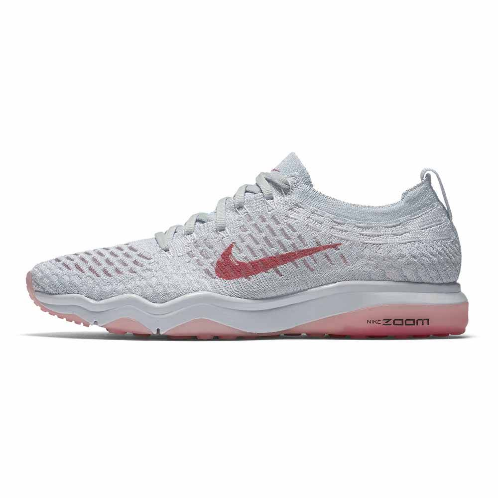 Nike Air Zoom Fearless Flyknit  White / Bright Melon / Pure Platinum