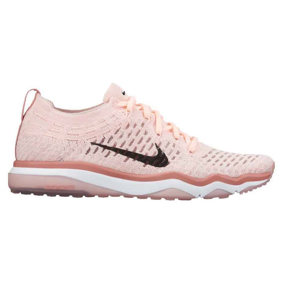 Nike Air Zoom Fearless Flyknit Bionic  Sunset Tint / Black / Red Stardust