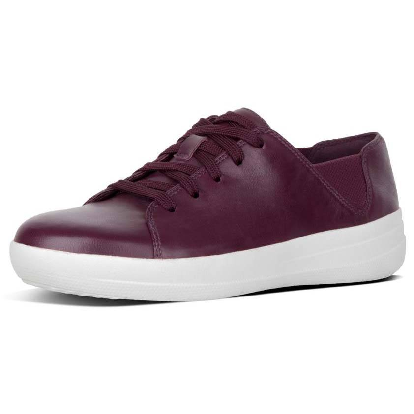 fitflop F-sporty Laceup  Deep Plum