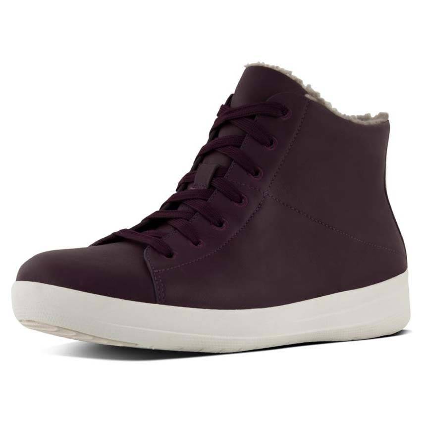 fitflop F-sporty Boot  Deep Plum