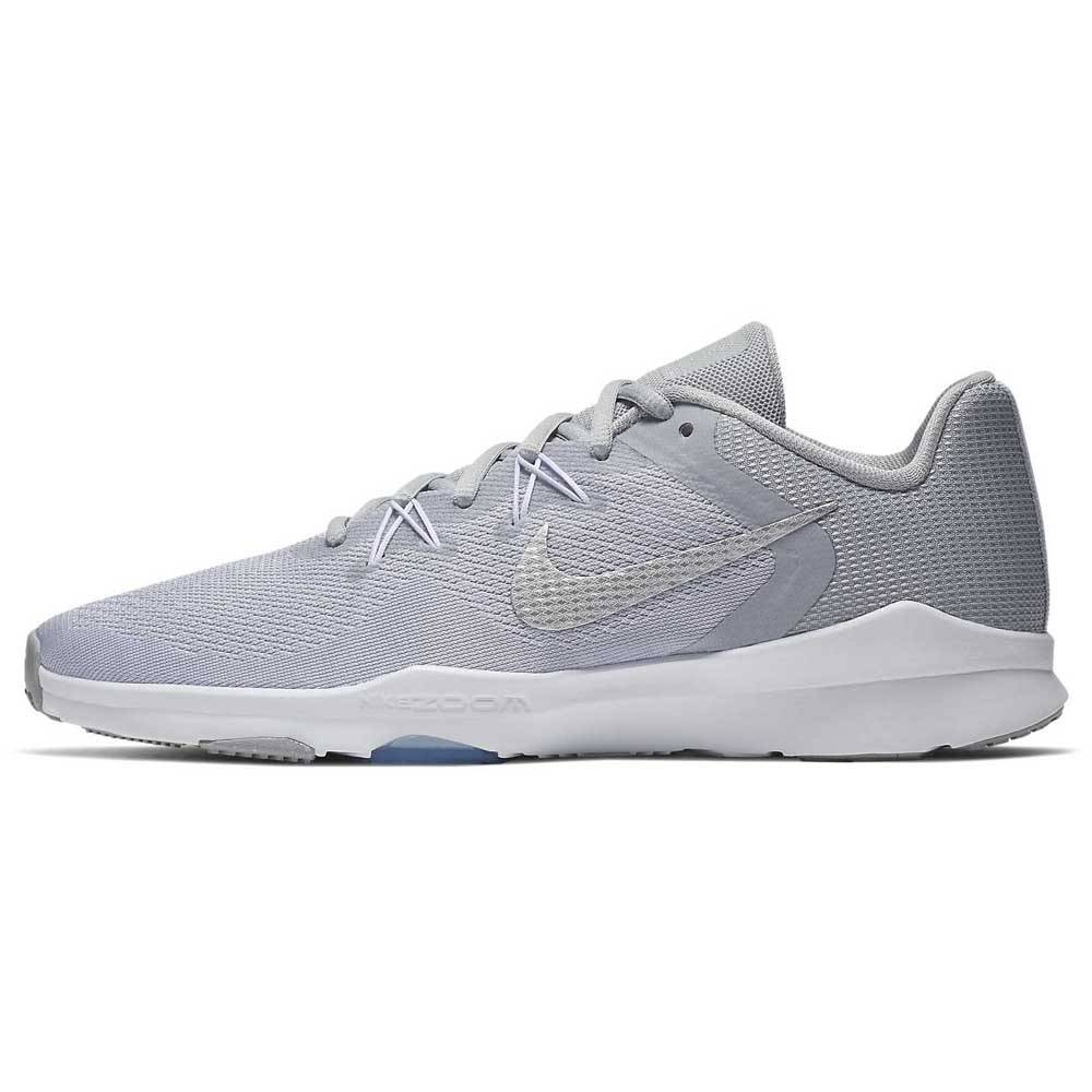 Nike W Zoom Condition Tr 2  Wolf Grey / Metallic Silver