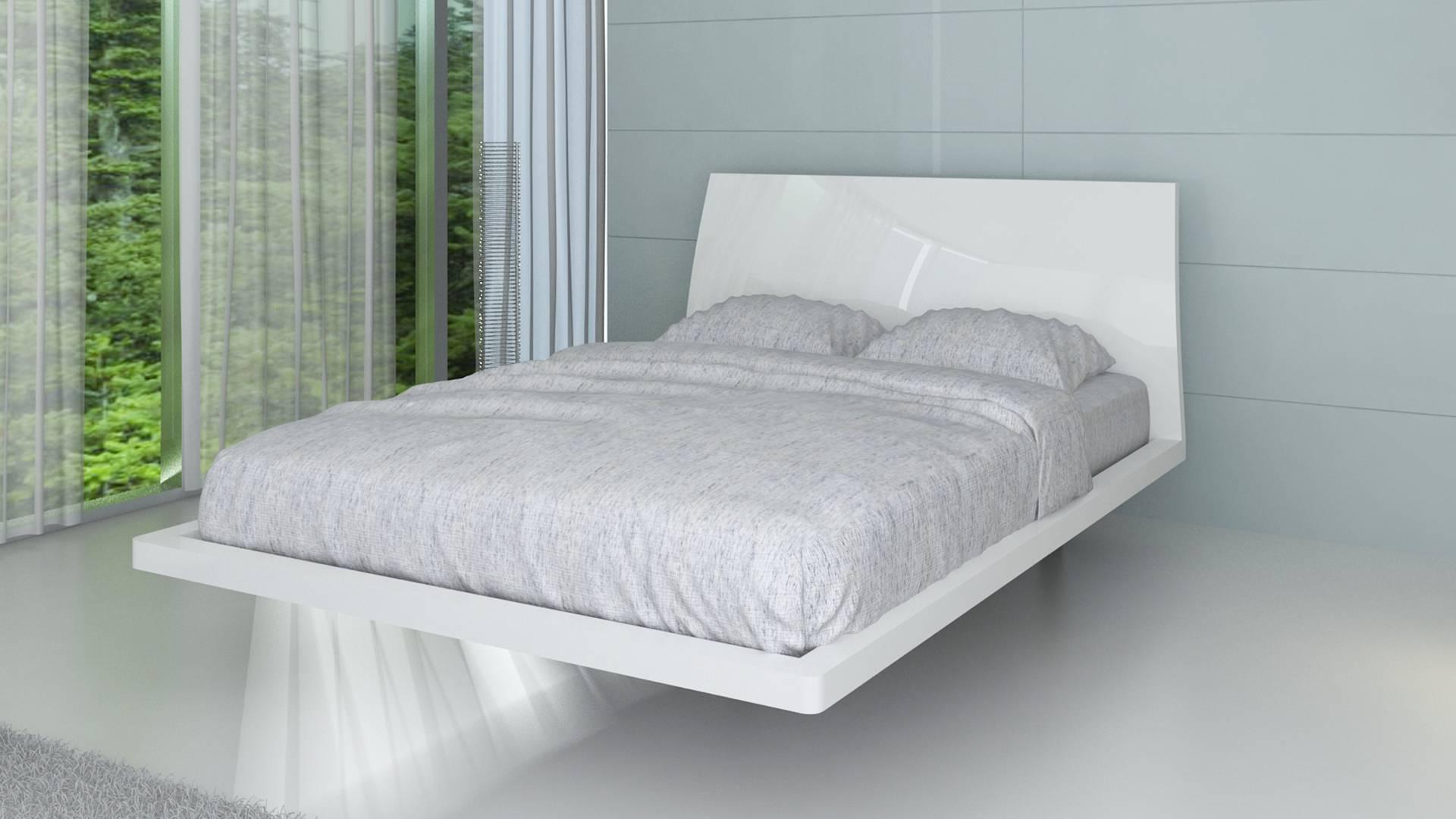 MobilierMoss cama Stoomba con somier