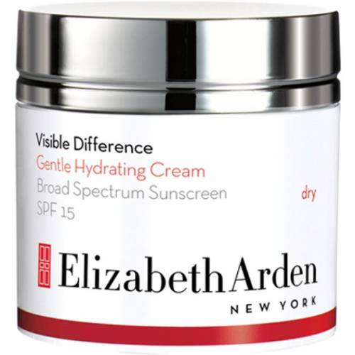Elizabeth Arden visible difference gentle hydrating cream spf15, 50 ml
