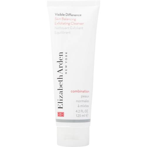 Elizabeth Arden visible difference skin balanzing exfolianting cleanser, 125 ml