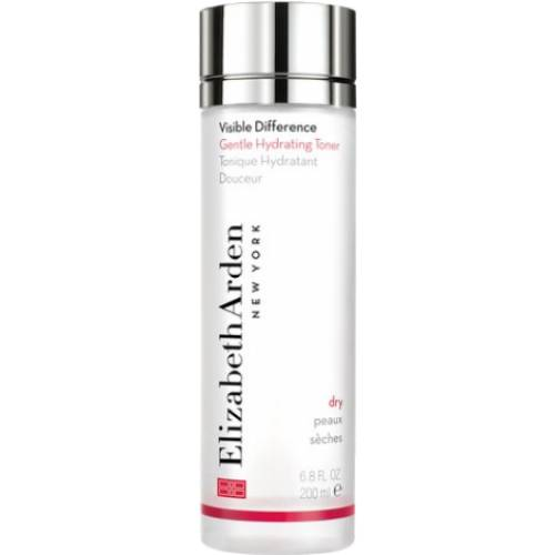 Elizabeth Arden visible difference gentle hydrating toner, 200 ml