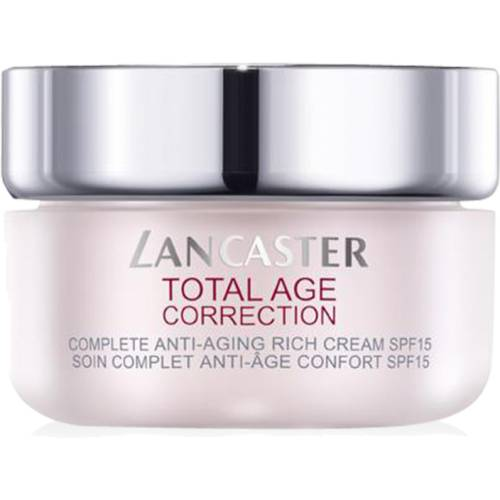 Lancaster total age correction rich day cream spf15, 50 ml
