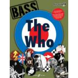 Faber Music Auth.Play Along - The Who Bass, TAB/CD