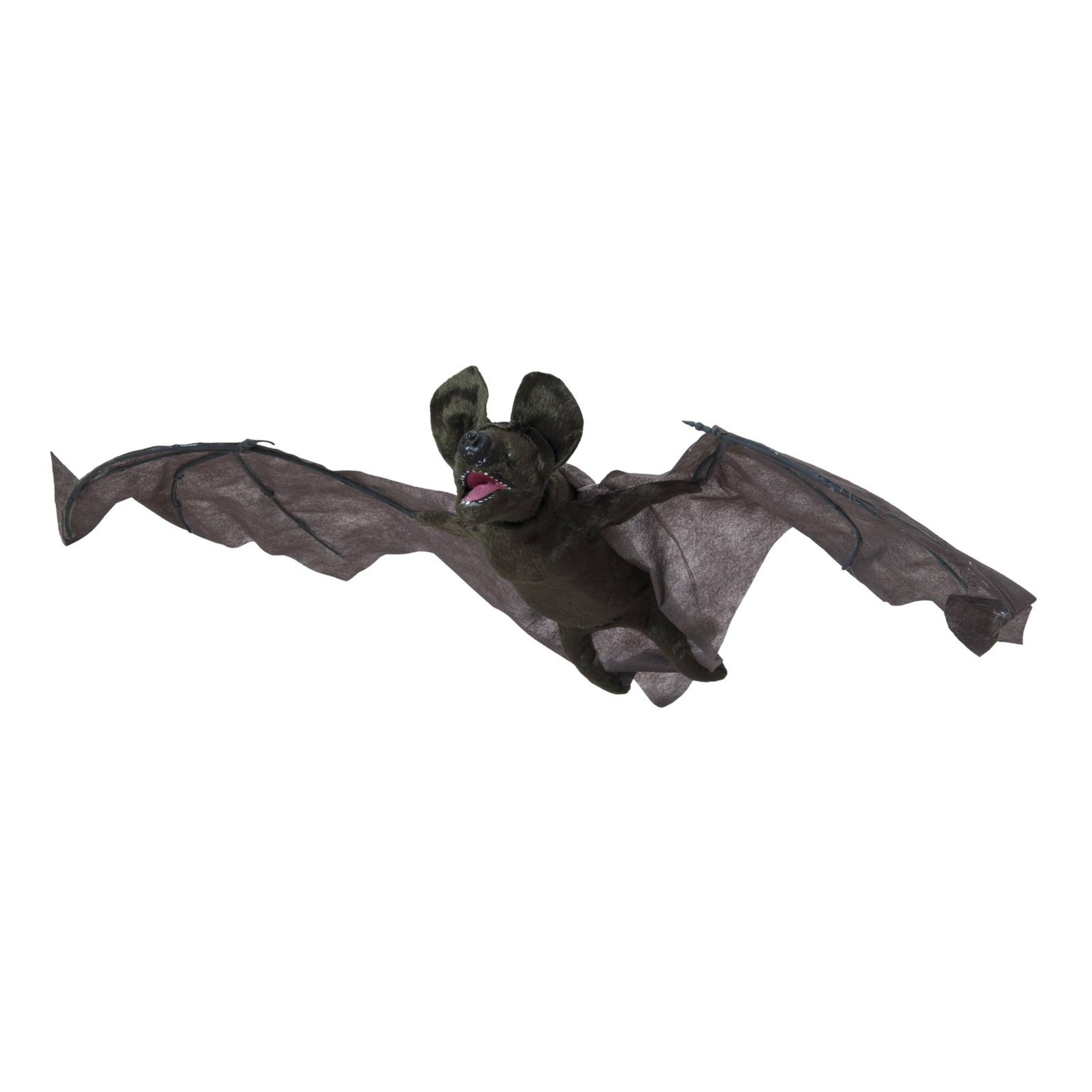 Europalms Halloween Fledermaus animiert 90cm