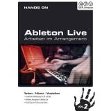 DVD Lernkurs Hands On Ableton Live Vol.2 Arrangement