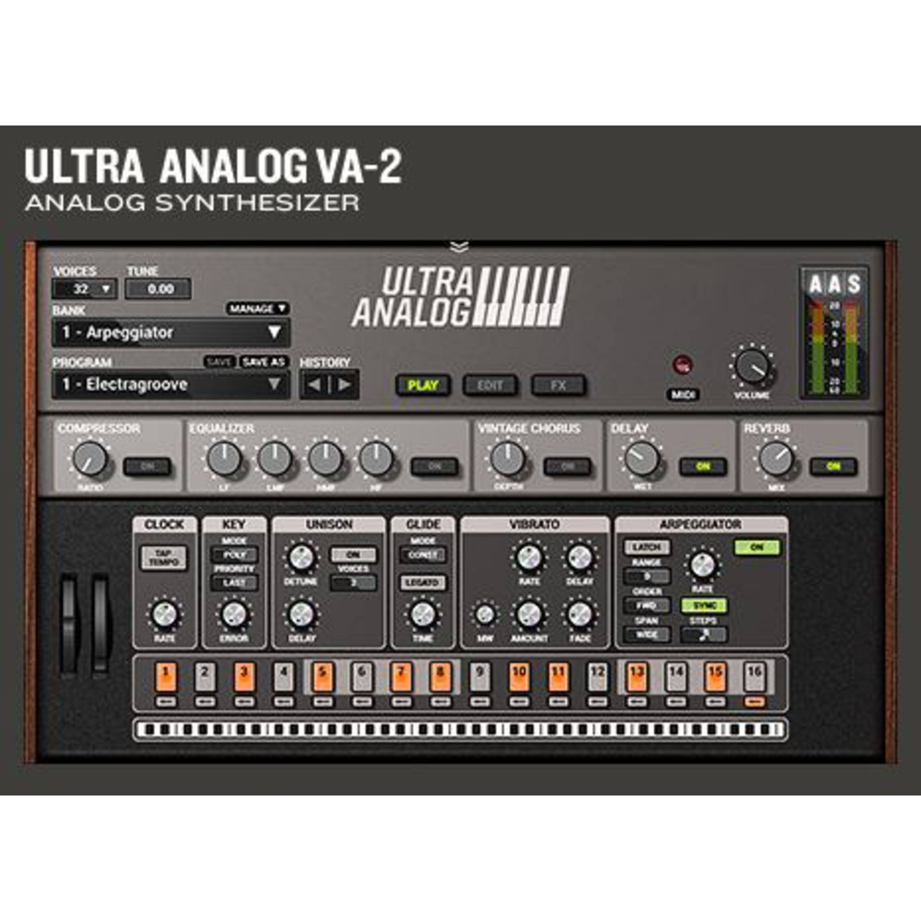 Applied Acoustic Systems AAS Ultra Analog VA-2