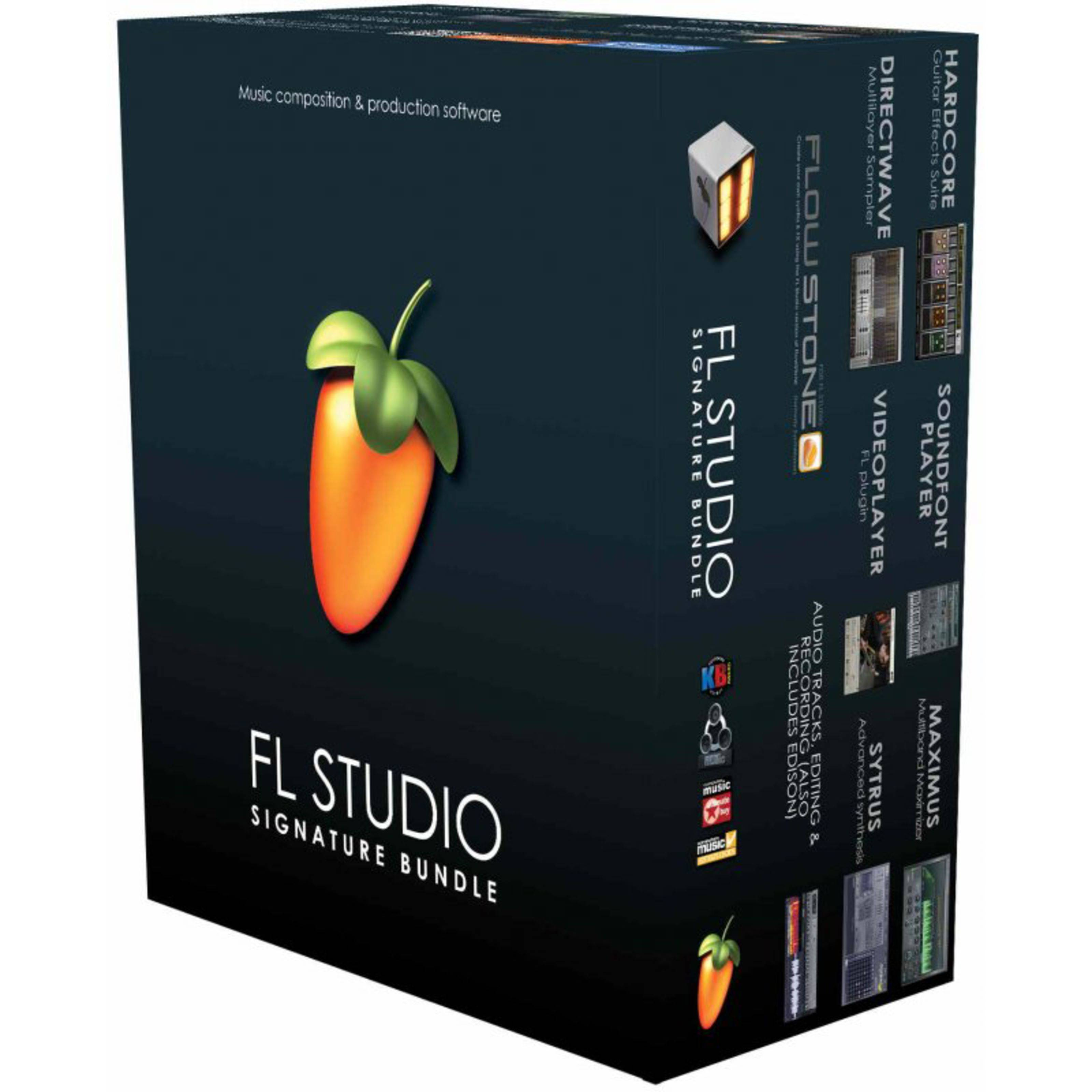 Imageline FL Studio - EDU 1 Licencia Signature Bundle Edition 11