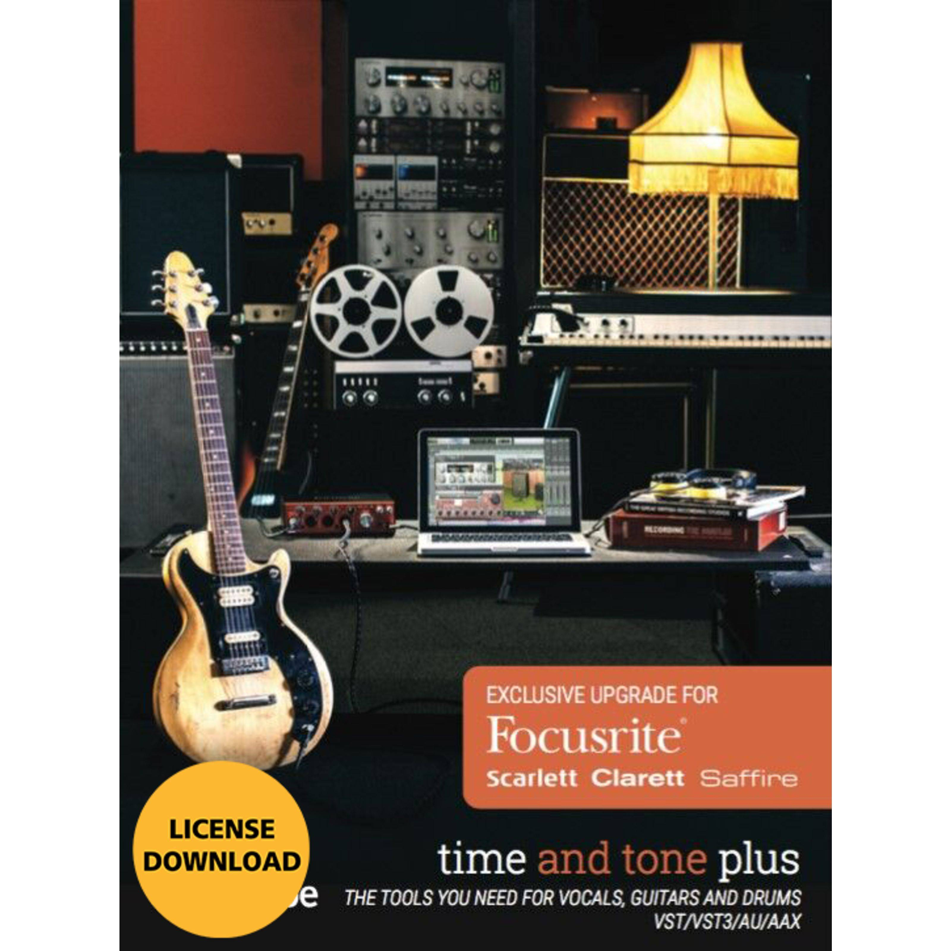 Softube Time and Tone Plus UP License Code