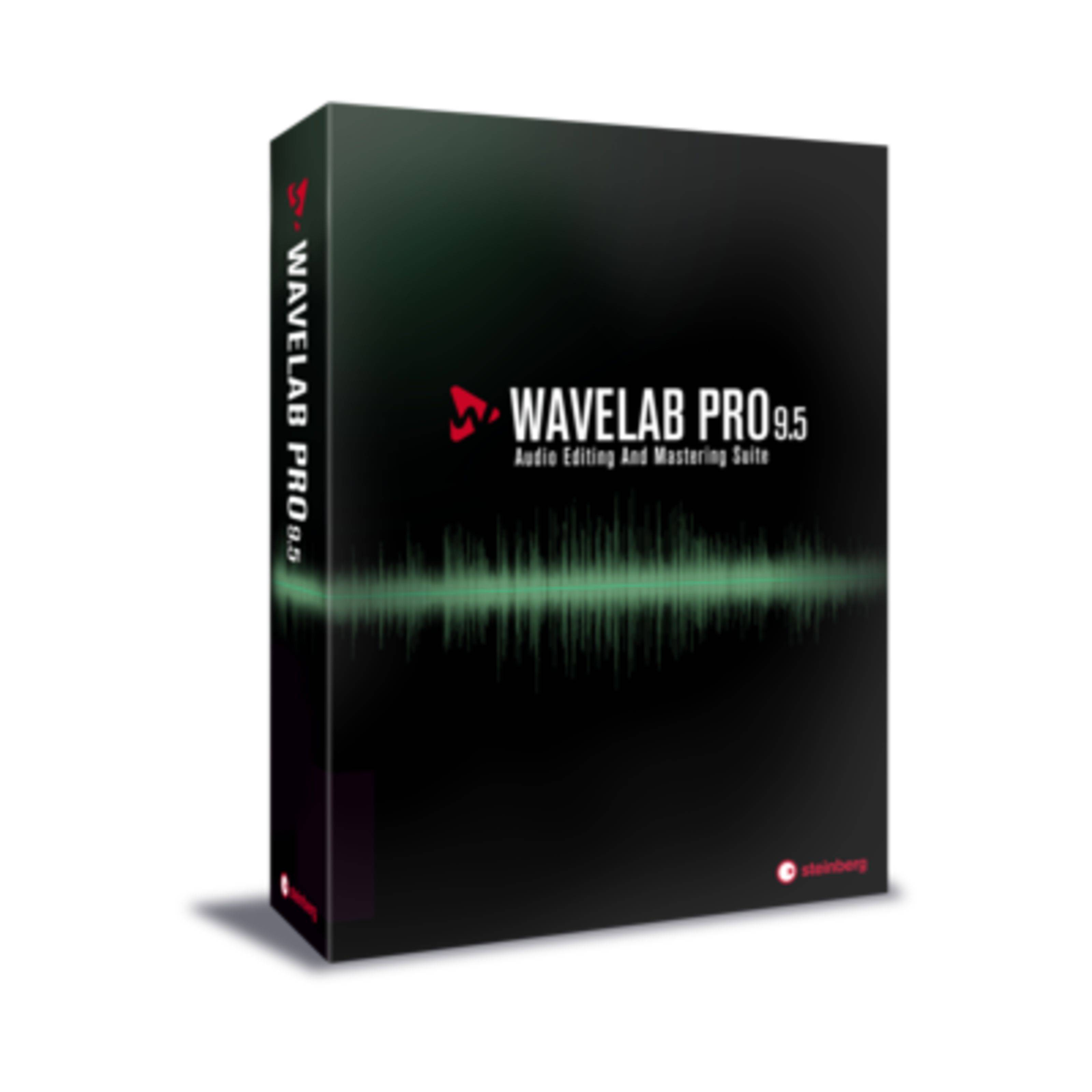 Steinberg WaveLab Pro 9.5 EDU Mastering Software