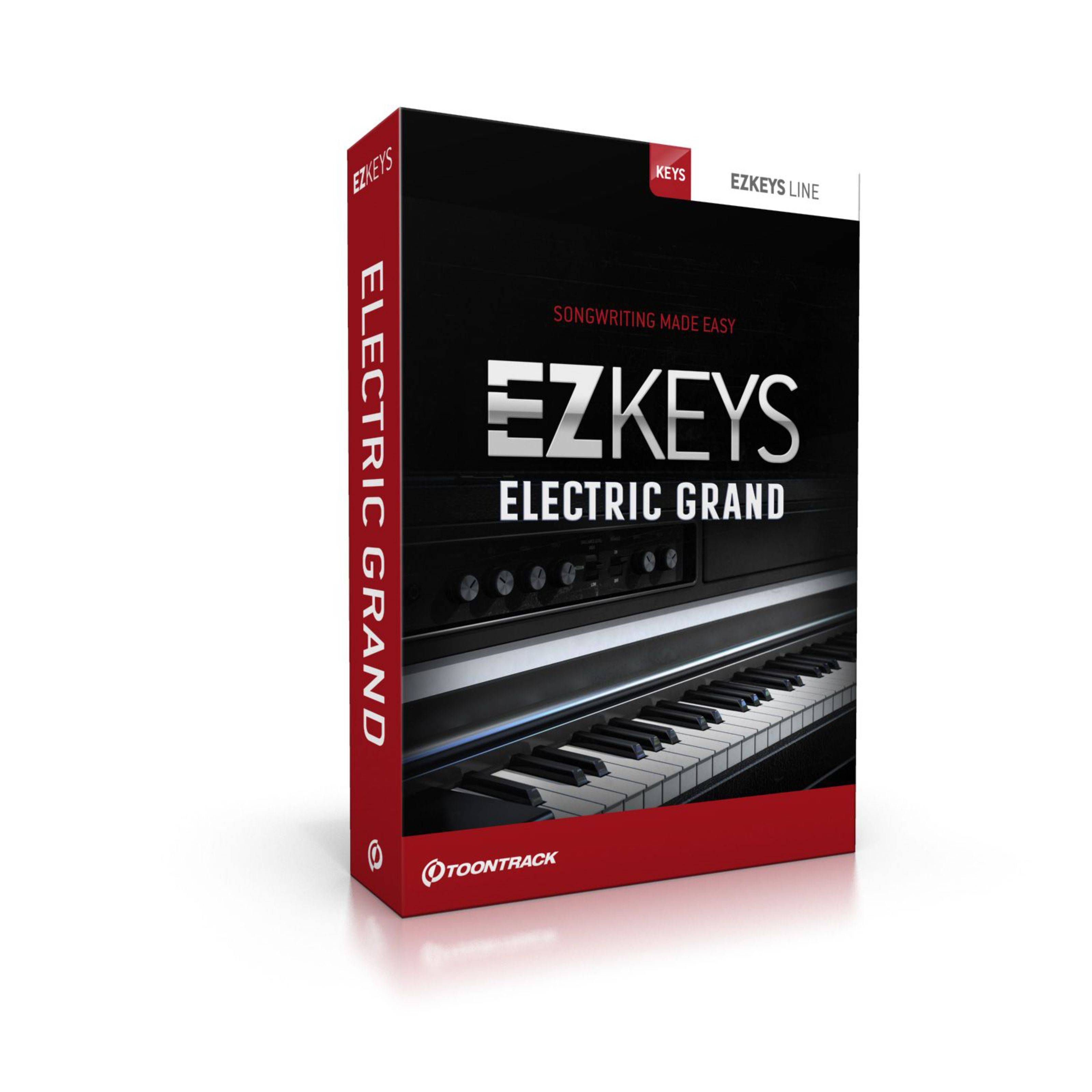 Toontrack EZ Keys Electric Grand