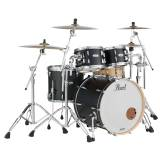Pearl Masters Maple Complete MCT904XEP/C Matte Caviar