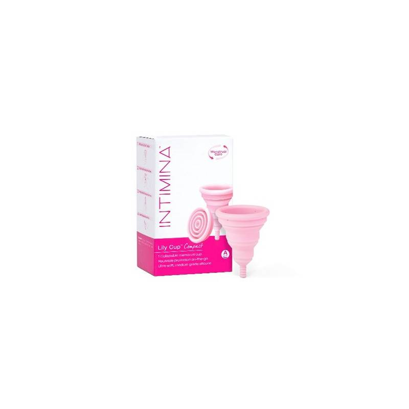 INTIMINA Copa Menstrual Compact By Lily Cup Tamaño A