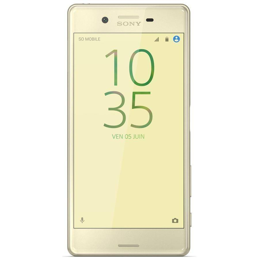 Sony Xperia X 32 GB Lime Gold Libre