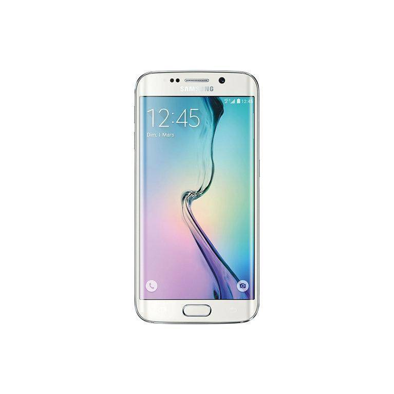 Samsung Galaxy S6 Edge 128 GB G925 4G Blanco Libre
