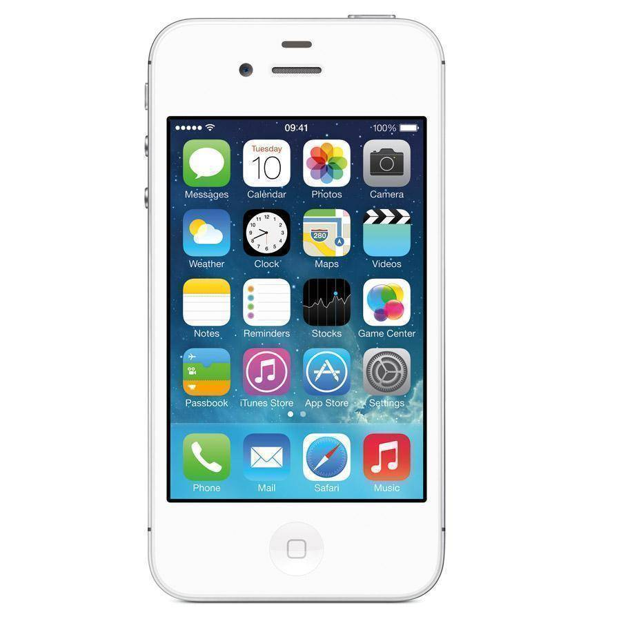 Apple iPhone 4S 16 Gb Blanco Libre